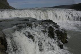 Gulfoss-Wasserfall 2014