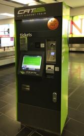 CAT-Fahrkartenautomat